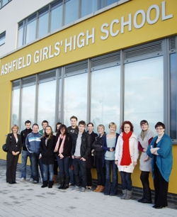 Ashfield Girls High School
